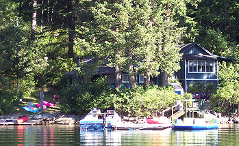 Cabin Rentals At Silver Beach Resort Vacation In Spirit